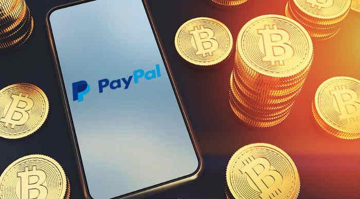 Bitcoin(BTC)Mangrupikeun harga anu pangluhurna, raja emas digital dina dunya aset crypto sareng paypal padumukan panggedéna(PayPal)Nyaéta mangaruhan pasar sareng nyetir pasar kauangan pisan