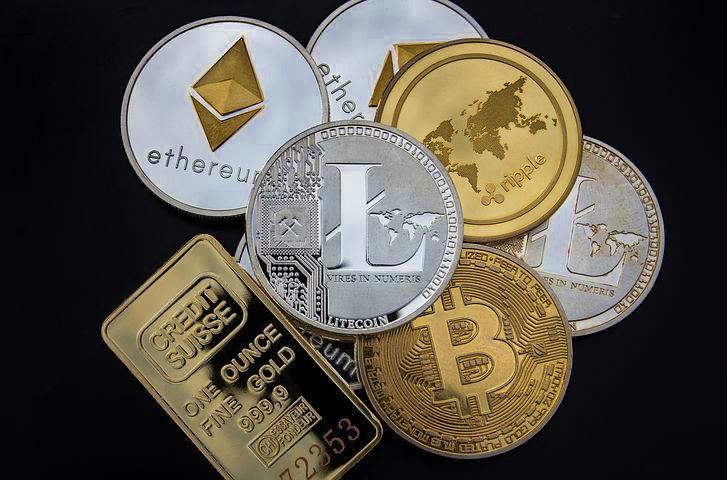 Cryptocurrencies-te Currencies tabula Tapura no te Brands Haapotoraa Altcoin te ioa o te huru