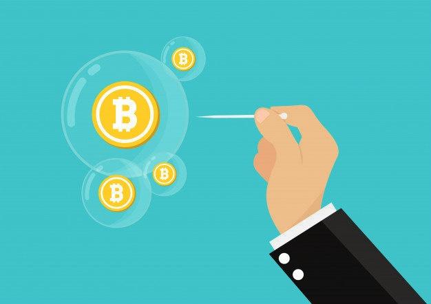 Je li to kolaps balona virtualne valute? ??